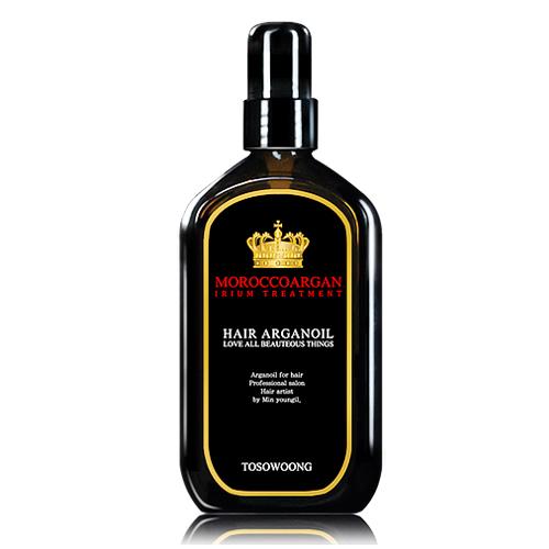 Morocco Argan Hair Oil  (For hair treatment)