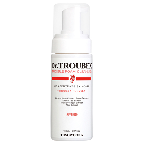 Dr. Troubex Trouble Foam Cleansing