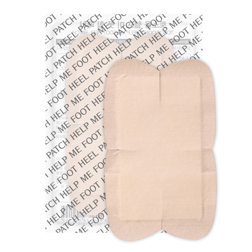 Help Me Foot Heel Patch (10 sheets)