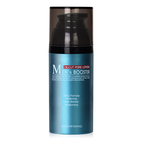 Men's Booster Oilcut Pore Lotion