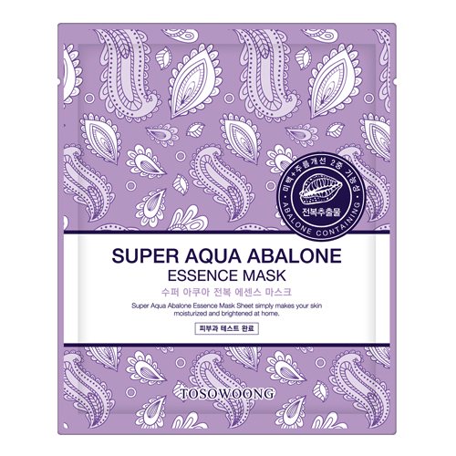 Super Aqua Abalone Essence Mask