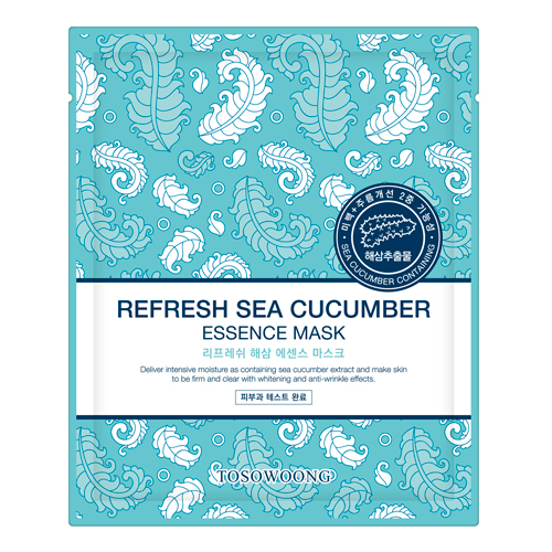 Refresh Sea Cucumber Essence Mask