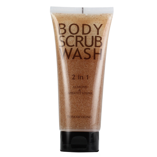 Perfume Almond Body Scrub Wash