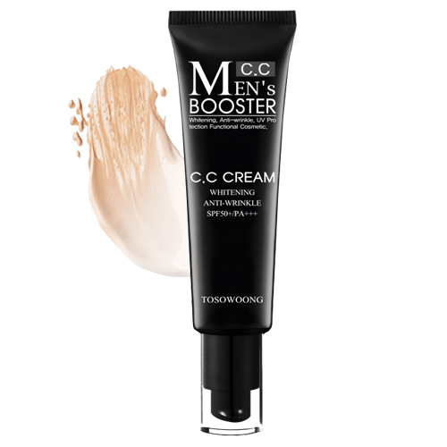 Men's Booster CC Cream