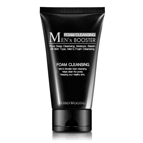 Men's Booster Foam Cleansing