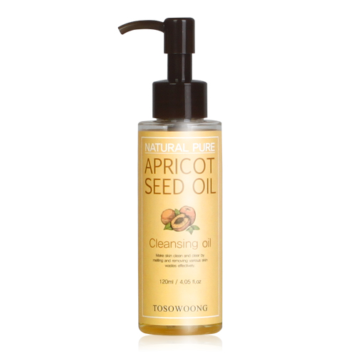 Natural Pure Apricot Seed Cleansing Oil