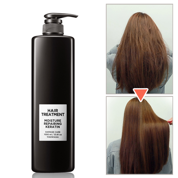 Magic treatment hair pack 1000ml